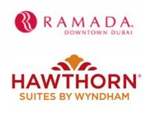 Ramada Downtown Dubai and Hawthorn Suites by Wyndham pursue