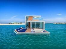 Floating sea horse