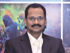 IV Rao - Deputy Director India Tourism Dubai