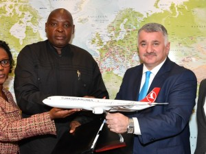 Air Namibia-Turkish Airlines