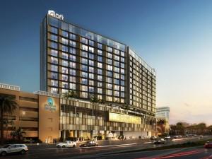 Aloft Dubai City Centre Deira_Rendering