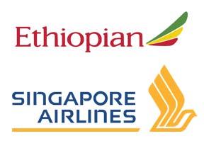 Ethiopian+Singapore Logo