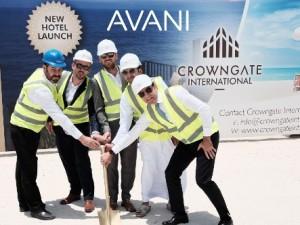 AVANI Al Marjan Island Ras Al Khaimah Resort - Crowngate Groundbreaking... (640x427)