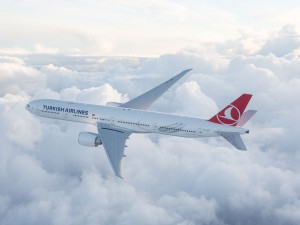 Turkish Airlines Aircraft Cropped