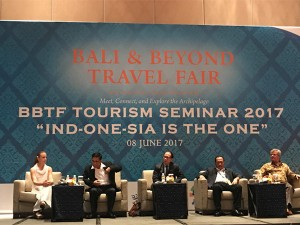 Bali & Beyond Travel fair