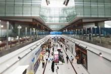 Dubai airport image