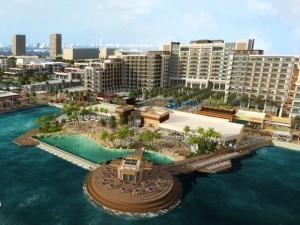 Hilton Yas island image