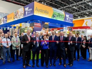 The Victorian Government has a strong presence at Gulfood in Dubai