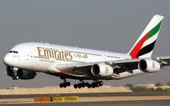Emirates in Nice