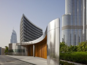Architects - Adrian Smith / Skidmore Owings & Merrill