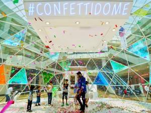 DFC Confetti Dome 3