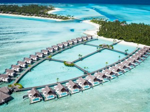 Niyama Private Islands- overview shot
