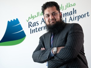 RAK Airport CEO image