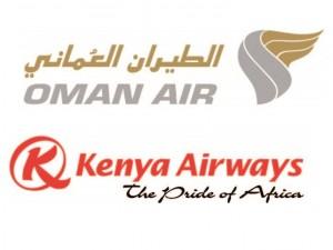 Kenya-Oman Air
