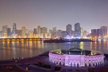 Sharjah Light Festival 1