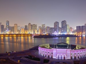 Sharjah Light Festival 1