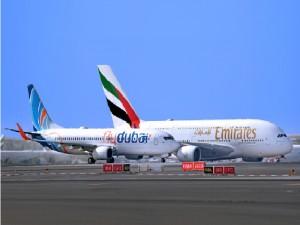 Emirates & flydubai