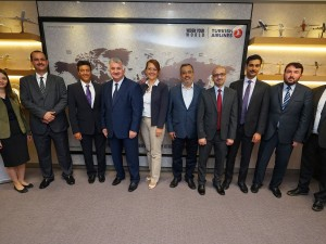 Gulf Air and Turkish Airlines Signed a Codeshare Agreement (1)