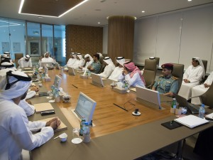 Department of Culture and Tourism - Abu Dhabi hosts Committee Meeting for Cruise Sector