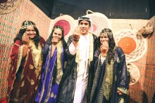 FIRST LEG OF 'ABU DHABI WEEK IN INDIA' DRAWS TO A CLOSE