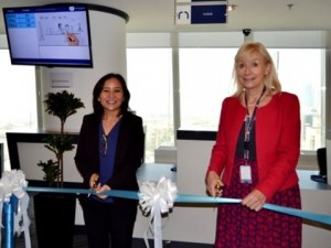Finland visa center opening image