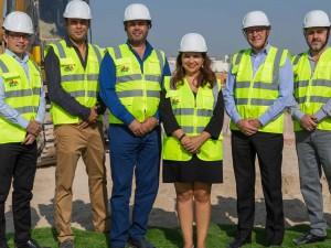 Ground-breaking Hotel Indigo Dubai Sustainable City
