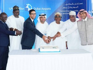 Med-View Airlines arrives at DXB