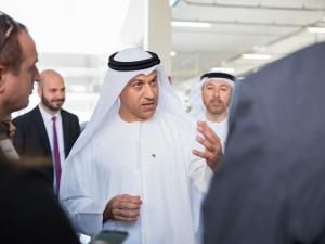 Fuad Mansoor Sharaf, Managing Director for Majid Al Futtaim Properties, Shopping Malls (UAE, Bahrain & Oman)