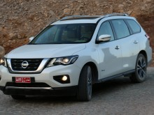 Hybrid Nissan Pathfinder (2)