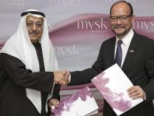 Signing of Mysk Kuwait 1
