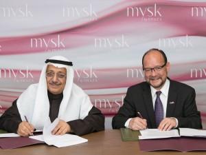 Signing of Mysk Kuwait 2