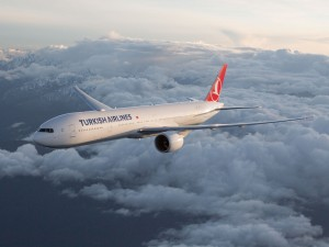 Turkish Airlines Boeing 777-300ER