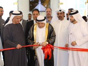 Ribbon cutting image Gevora hotel