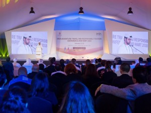 Successful Start to the Pacific Asia Travel Association Adventure Travel and Responsible Tourism Conference and Mart 2018 in Abu Dhabi 2