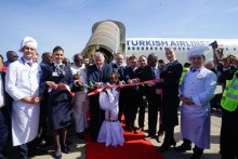 Turkish Airlines Freetown inauguration 4