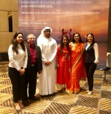 DEPARTMENT OF CULTURE AND TOURISM - ABU DHABI LAUNCHES FOUR-CITY ROADSHOW TO INDIA 1