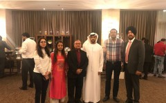 DEPARTMENT OF CULTURE AND TOURISM - ABU DHABI LAUNCHES FOUR-CITY ROADSHOW TO INDIA 2