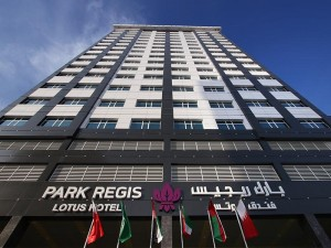 Park Regis Lotus Hotel Exterior
