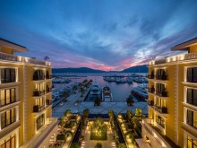 Regent Porto Montenegro_Sunset