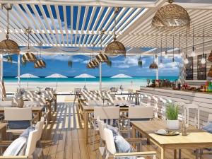 Al Alamein Hotel - Beach Bar