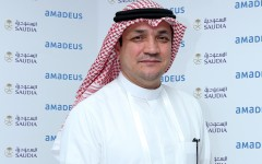 Amadeus Saudi Arabia GM. Eng Nashat Bukhari