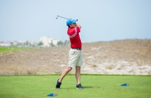 Department of Culture and Tourism - Abu Dhabi Concludes Successful Launch of Abu Dhabi Golf Tourism Week 1