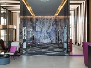 Aloft City Centre Deira Lobby