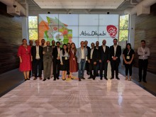 Department of Culture and Tourism - Abu Dhabi Attends Executive Summit at Google HQ