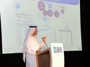 Dubai Tourism DG addresses the City Briefing audience
