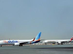Emirates flydubai image
