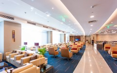 New Emirates Lounge