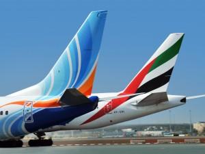 flydubai & Emirates