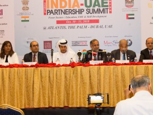 India-UAE Partnership Summit