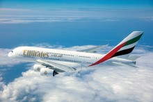 LED RELEASE Emirates A380